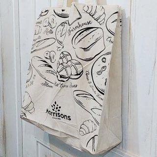 Morrisons「Cotton Bag(パンの柄)」