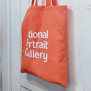 National Portrait Gallery「Cotton Bag(淡いオレンジ)」