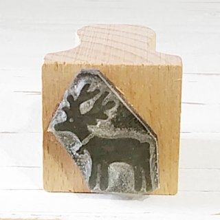 The English Stamp Company 「 Caribou(トナカイ)」スタンプ