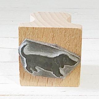 The English Stamp Company 「 Dachshund dog(ダックスフンド)犬」スタンプ