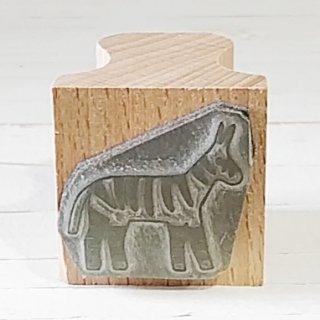 The English Stamp Company 「 Zebra(シマウマ)」スタンプ