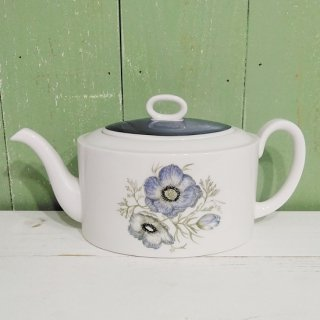 <img class='new_mark_img1' src='https://img.shop-pro.jp/img/new/icons12.gif' style='border:none;display:inline;margin:0px;padding:0px;width:auto;' />Susie Cooper 「Glen Mist Tea Pot ティーポット」1960's