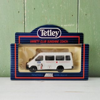 LLEDO社ミニカー「Tetley」Variety Club