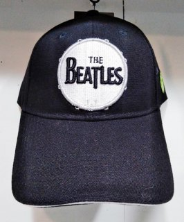 <img class='new_mark_img1' src='https://img.shop-pro.jp/img/new/icons12.gif' style='border:none;display:inline;margin:0px;padding:0px;width:auto;' />THE BEATLES 「ベースボールキャップ Drum/ブラック」