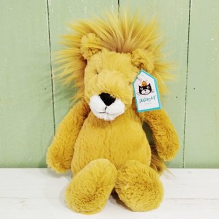 <img class='new_mark_img1' src='https://img.shop-pro.jp/img/new/icons12.gif' style='border:none;display:inline;margin:0px;padding:0px;width:auto;' />Jellycat「【NEW】 Bashful Lion M」(NEW ライオン・Mサイズ)