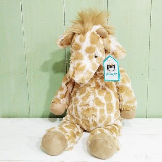 <img class='new_mark_img1' src='https://img.shop-pro.jp/img/new/icons12.gif' style='border:none;display:inline;margin:0px;padding:0px;width:auto;' />Jellycat「Lallagie Giraffe」(キリン)