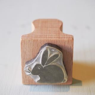 The English Stamp Company 「うさぎ(bunny)」スタンプ