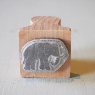 The English Stamp Company 「ぞう(elephant)」スタンプ