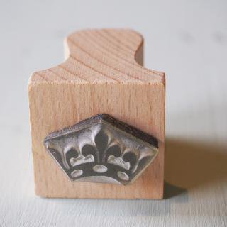 The English Stamp Company 「king」スタンプ