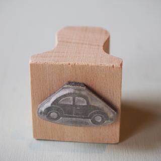 The English Stamp Company 「car」スタンプ