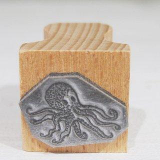 The English Stamp Company 「タコ・octopus」スタンプ