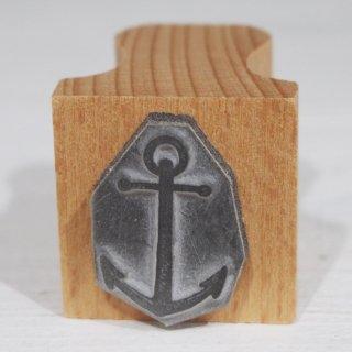 The English Stamp Company 「イカリ・anchor」スタンプ