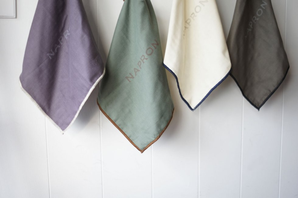 【10%OFF】NAPRON / ナプロン / KITCHEN CLOTH SESAMI(セサミ)