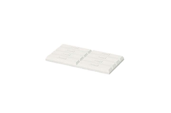 soil / ソイル / DRYING BLOCK mini (white)