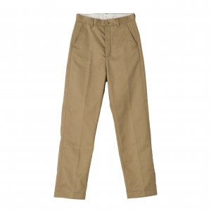 SEA Vintage High-rise Center Press Chino Trousers