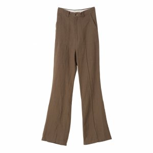 SEA Vintage Linen Bell-Bottoms