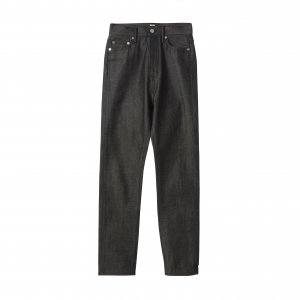 SEA Vintage High-rise Slim Luxe Denim Pants