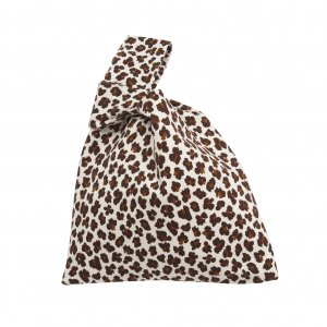 SEA Oxford Leopard Bag