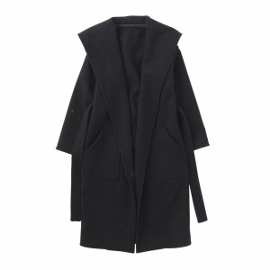 SEA Double-face Wool  Melton Gown Coat