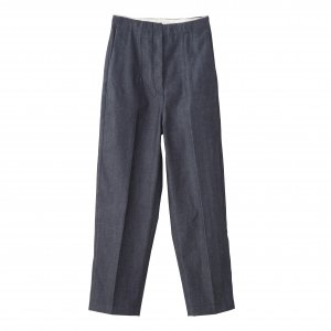 SEA Center Press Luxe Denim Trousers