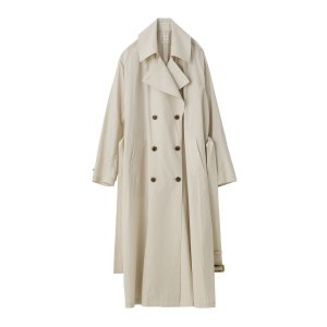【先行予約商品】SEA Typewriter cloth Trench Coat