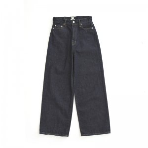 SEA Vintage High-rise Wide Original Selvedge Denim Pants