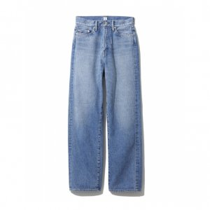 SEA Vintage High-rise Straight Original Selvedge Denim Pants