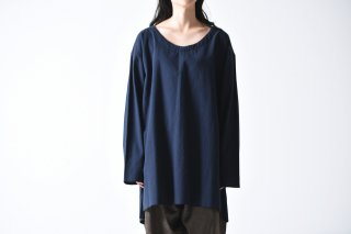 theBang by theSakaki 織物 L/S navy