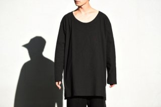 theBang by theSakaki 織物 L/S black