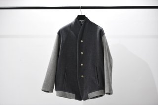 theSakaki Stadium Jumper gray/gray