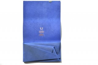 所作 LONG WALLET limited(Blue)