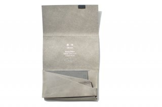 所作 CARD CASE limited(mocha gray)