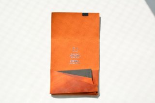 所作 CARD CASE limited(orange)