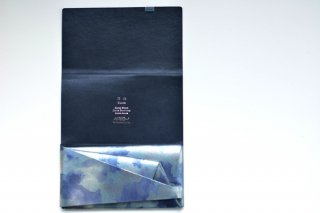 所作 LONG WALLET limited(睡蓮×black)