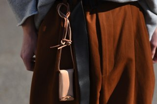 nejicommu NECKLACE KEY HOLDER natural