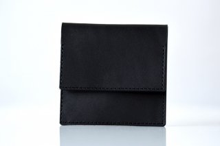 nejicommu COIN CASE black