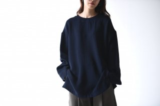 YANTOR Triace Drop Pullover / navy