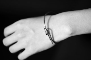 BISHOOL Hand Craft Stainless Bracelet 01