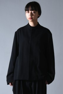 BISHOOL Wool Gabardine KAMATA Jacket