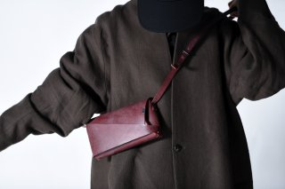 所作 Shoulder Bag burgundy