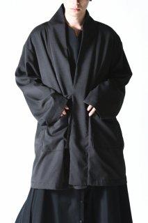 ATHA NORAGI COAT thin black