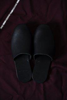 BISHOOL Hand Craft Leather Sabot