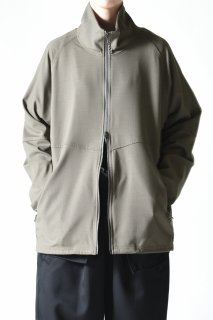 YANTOR Torowool Track Jacket  olive gray