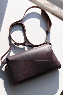 所作 Shoulder Bag burgundy