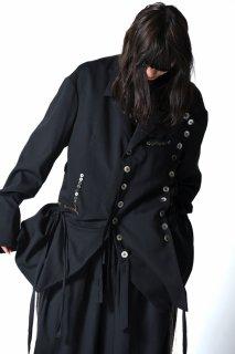 Leh Pearly Kings Layered jacket