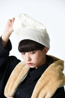 Edwina Horl ニットの帽子 四_l.gray