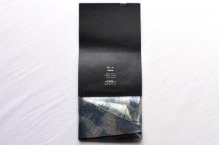 所作 SHORT WALLET limited 1.0 睡蓮×Black