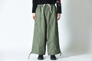 BISHOOL Army cloth Goto-Gi Pants