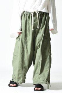 BISHOOL Bio Wash Army cloth Goto-Gi Pants