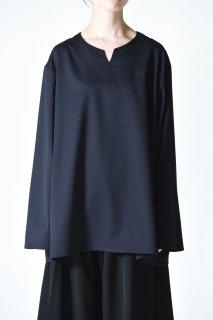BISHOOL Wool 01 Rapel Pullover dark navy